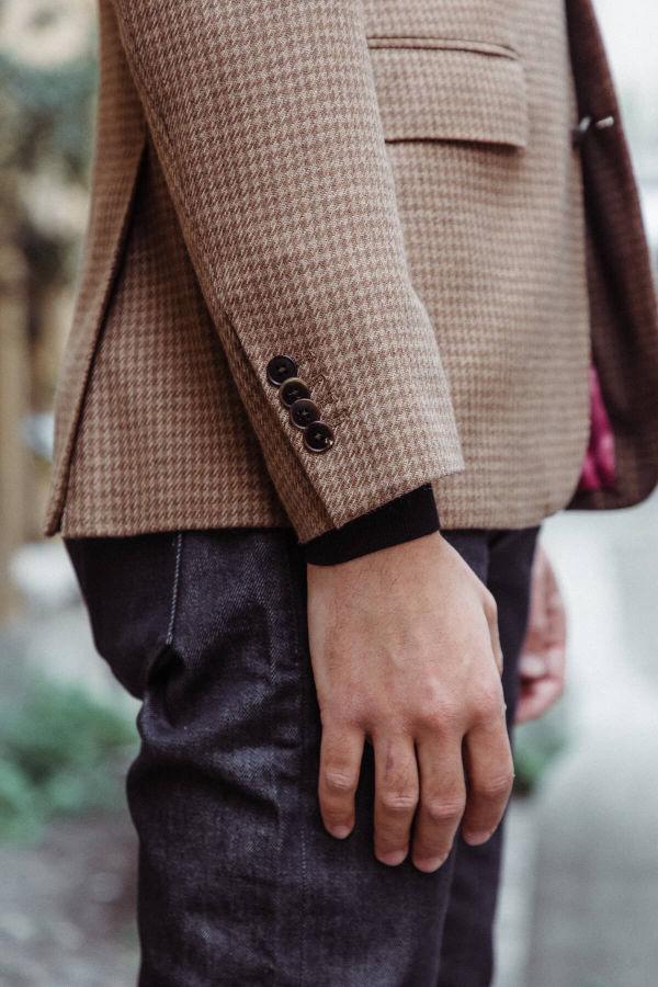 giacche su misura